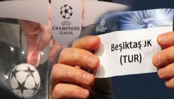 Şampiyonlar Ligi'nde Kura Heyecanı! Beşiktaş'ın Rakipleri Belli Olacak