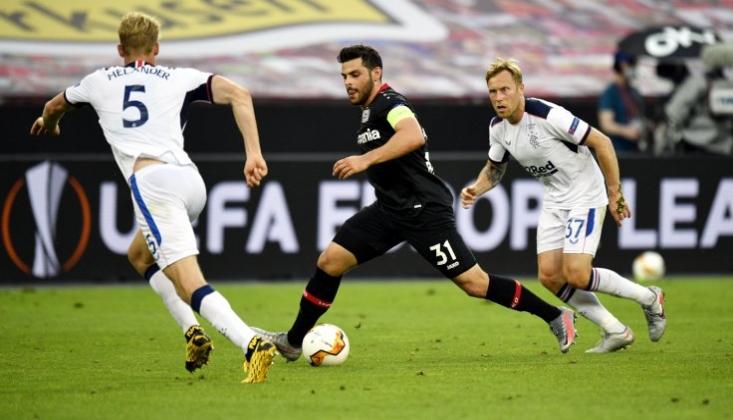 UEFA Avrupa Ligi: Sevilla ve Bayer Leverkusen Çeyrek Finalde