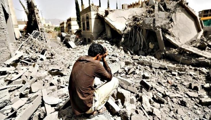 Sana: BM Sessizliği ile Kendisini Suudi koalisyonunun Suçlarına Ortak Etti