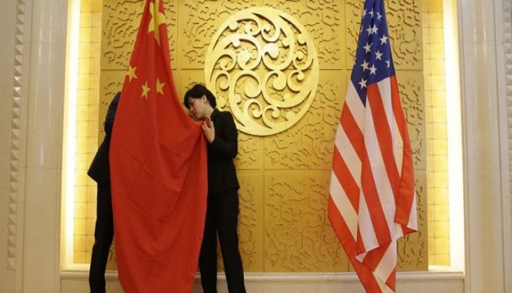 ABD-Çin Washington'da Ticaret Görüşmesi Yapacak