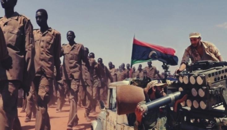 Libyalı Alimlerden Çağrı: Çocuklarınız BAE'nin Hayalleri Uğruna Çöllerde Ölüyor