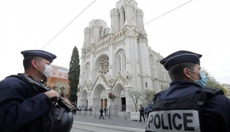 Fransa'da Saldırganın Kimliği Belirlendi