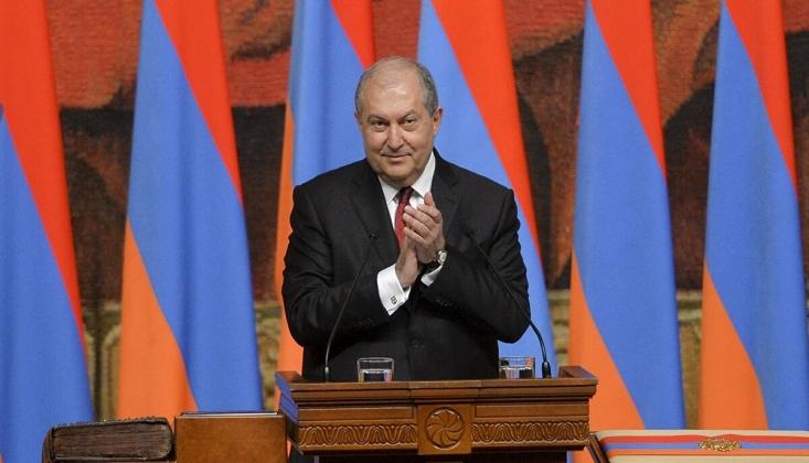 Ermenistan Cumhurbaşkanı: Türkiye 'Kafkasya'da Yeni Suriye Yarattı'
