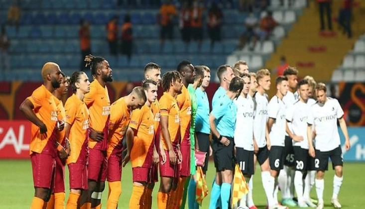 Galatasaray'ın UEFA Avrupa Ligi Fikstürü Belli Oldu