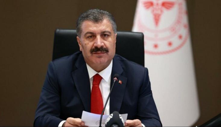 Sağlık Bakanı Koca Son Verileri Açıkladı