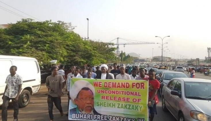 Nijerya'da Protestolar Devam Ediyor