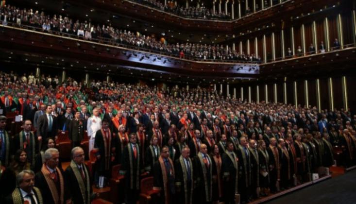 Adli Yıl Açılış Töreni'ne 41 Baro Katılmayacak