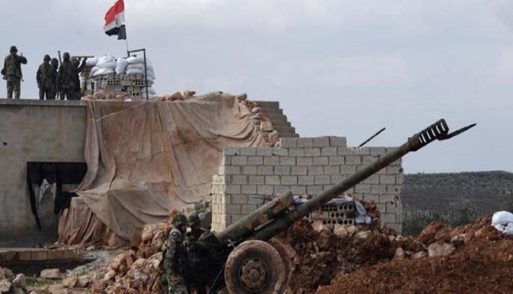 Suriye Ordusu İdlib'de Bir Köyü Daha Teröristlerden Temizledi