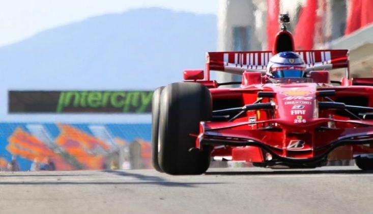 Formula 1 Türkiye GP'si İptal Edildi