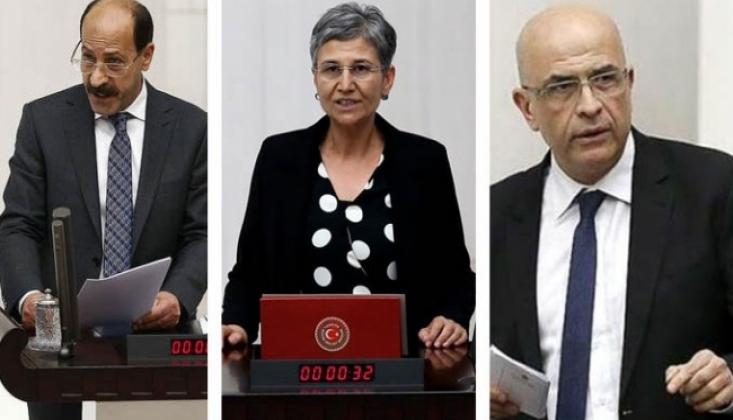 CHP'li Berberoğlu ve HDP'li Güven'den İlk Açıklamalar