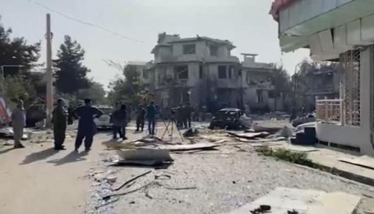 Saldırıyı Taliban Üstlendi