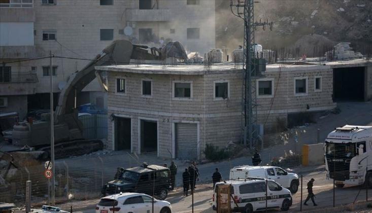 BM'den Filistinlilerin Evlerinin Tahrip Edildiği Raporu