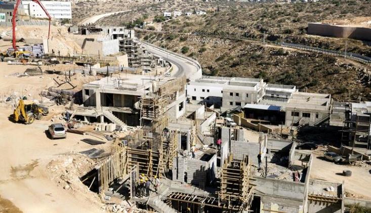 İsrail Batı Şeria'daki İşgalini Yahudi Yerleşim Birimleriyle Derinleştiriyor