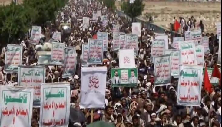 Yemen'de Aşura Merasimi: Aşura Kurtuluş Çizgisidir