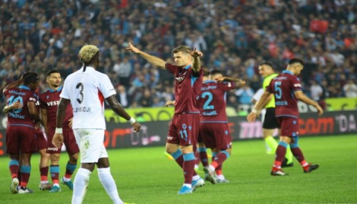 Süper Lig'in Zirvesinde 'Fırtına' Var!