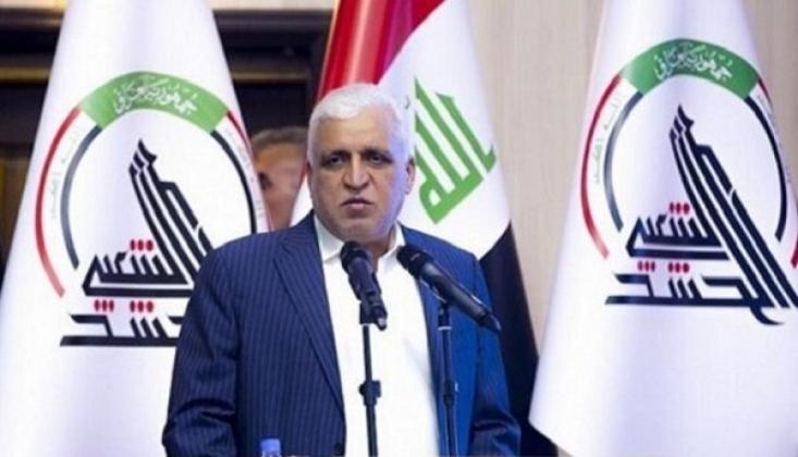 Haşdi Şabi: Irak'ın Ulusal Egemenliğini Korumaya Devam Edeceğiz