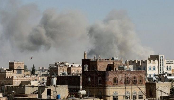 Al-i Suud Yemen'e Saldırılarını Sürdürüyor