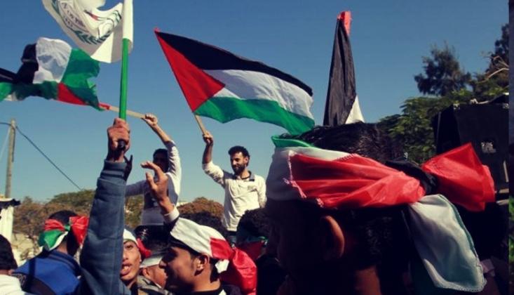 29 Kasım, Filistin Milleti ile Küresel Dayanışma Günü
