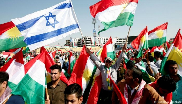 Jerusalem Post: 'Irak'ın Kürdistan Bölgesi Siyonistlerin Üssüdür'