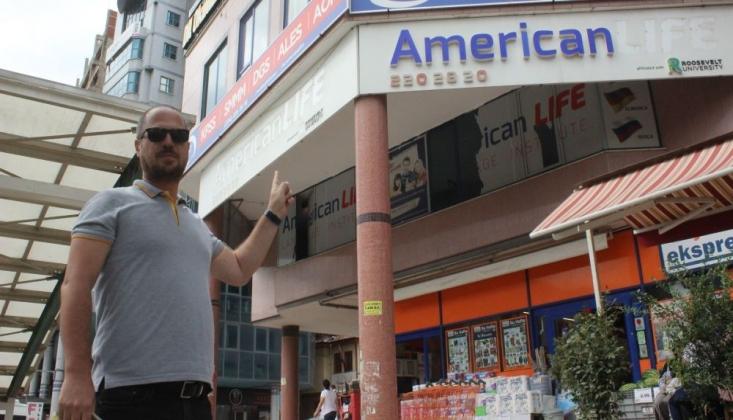 Yabancı Dil Kursuna Yabancı Tabela Cezası