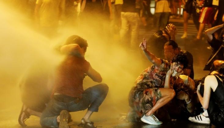 İsrail Karıştı / FOTO
