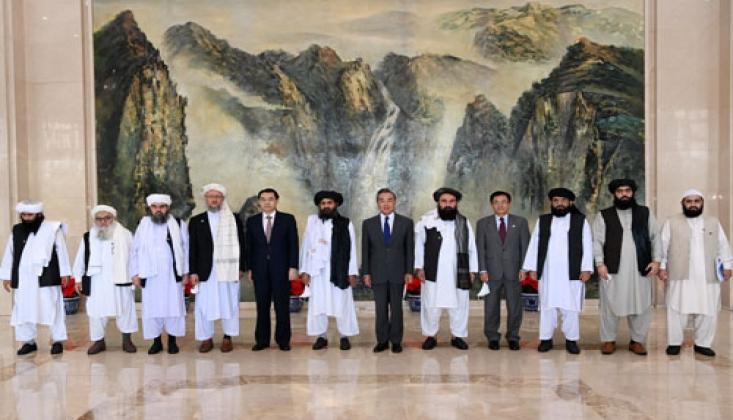 Çin'den Afganistan'a Yardım