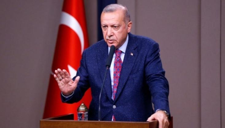 Erdoğan'dan AKP'deki İstifalara İlişkin İlk Yorum