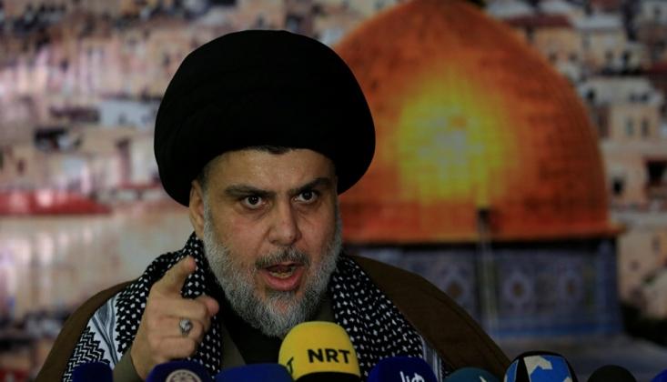 Irak'ta Sadr'dan ABD'ye 'Erken Seçim' Resti