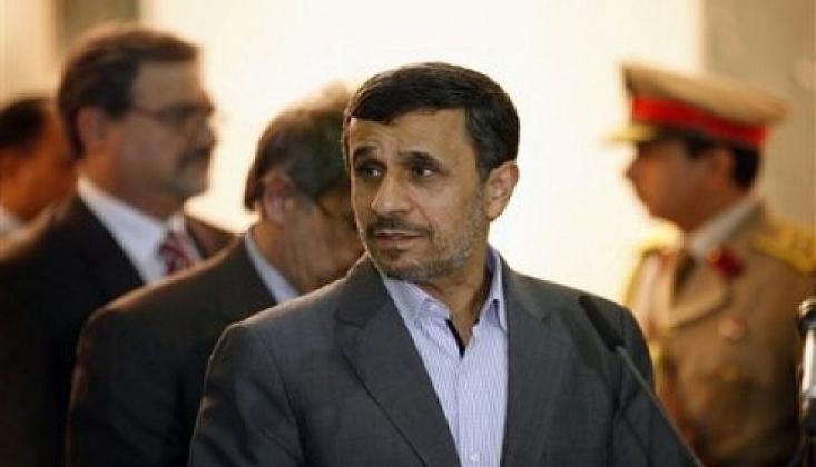 Ahmedinejad'dan BM Genel Sekreterine Mektup