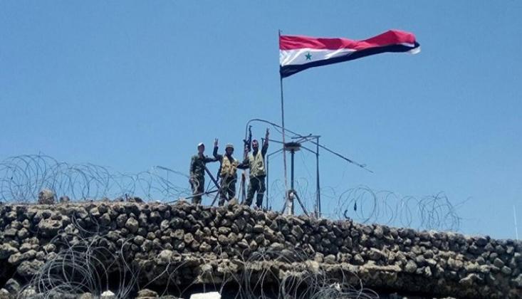Kürtler: Suriye Hükümeti İle Anlaştık