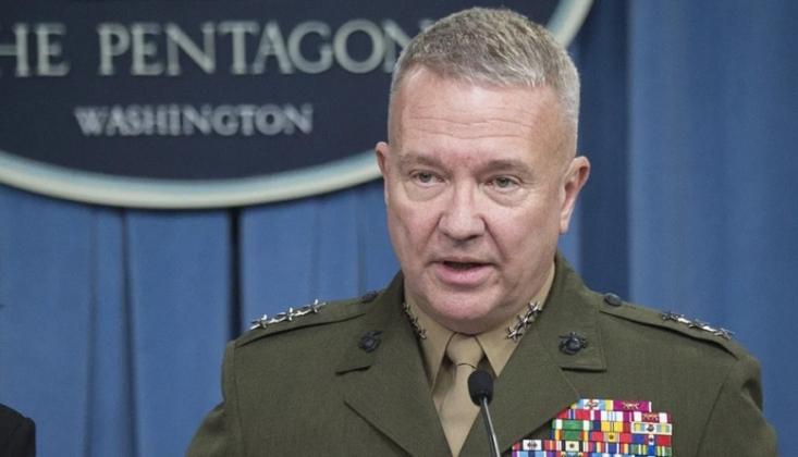 ABD'li Komutan: İran Bizi Bölgeden Uzaklaştırmak İstiyor