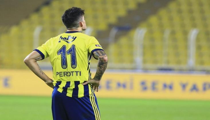 Diego Perotti 4 Ay Forma Giyemeyecek!