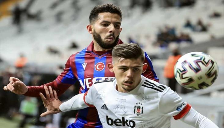 Trabzonspor, Beşiktaş'ı Devirdi!