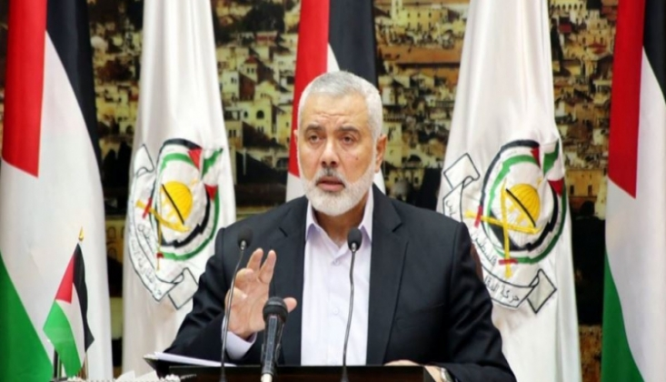 Hamas Liderinden Telefon Diplomasisi
