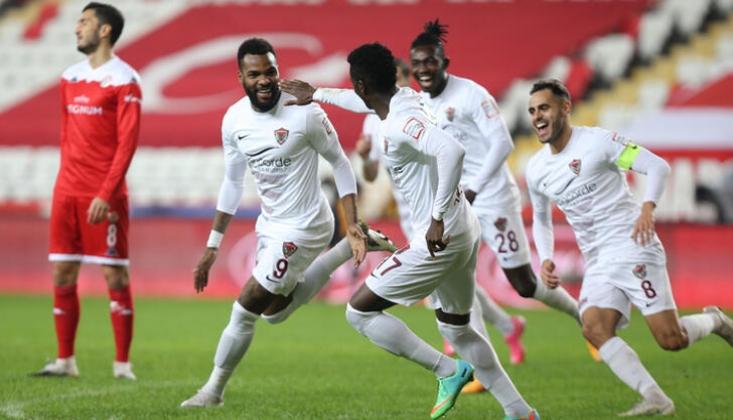 Hatayspor, Antalyaspor Karşısında Gol Oldu Yağdı!