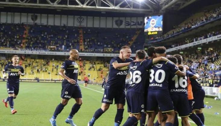 Fenerbahçe'nin Helsinki Kadrosu Belli Oldu!