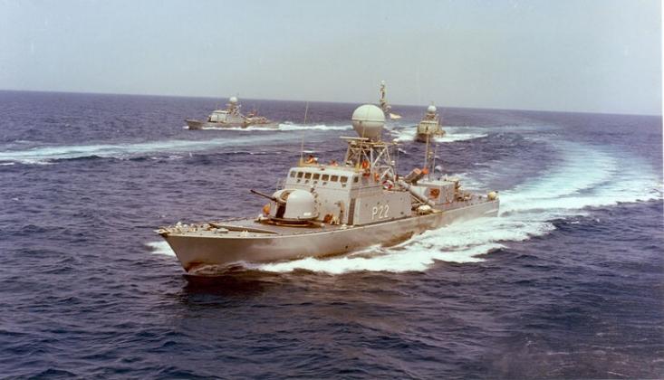İran-Çin-Rusya Ortak Deniz Tatbikatı Başladı