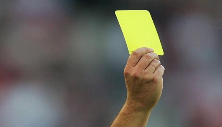 TFF Karar Verdi! Sarı Kart Kuralı Değişiyor!