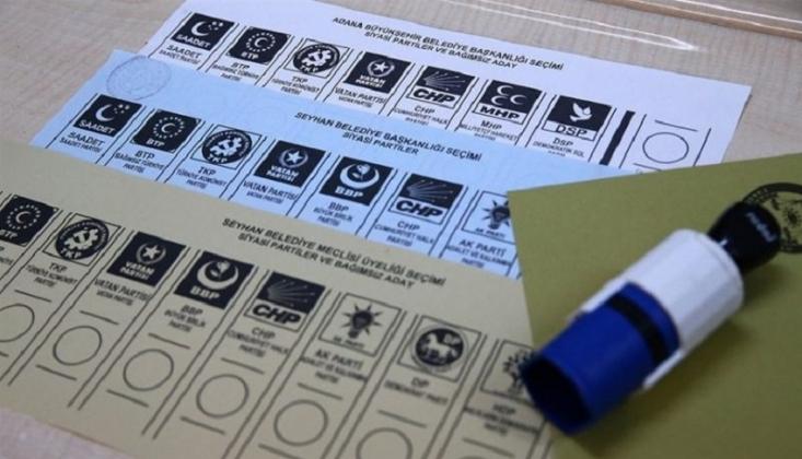 İstanbul Ekonomi, Partilerin Oy Oranını Açıkladı