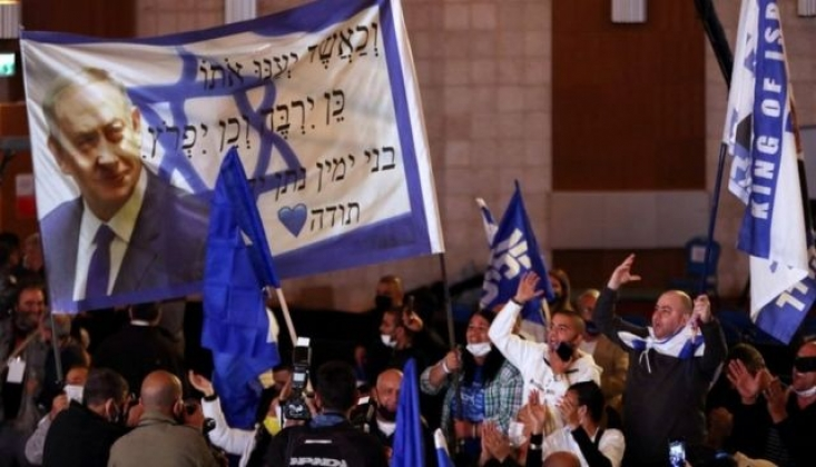 Siyonist İsrail Yine Karıştı!