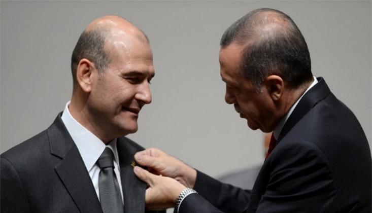 ''Erdoğan İki Kez Soylu'nun İstifasını İstedi''