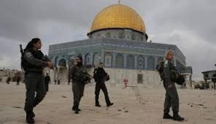 Siyonist Rejim Kudüs'te 376 Kez İhlal ve İşgal Suçu İşledi