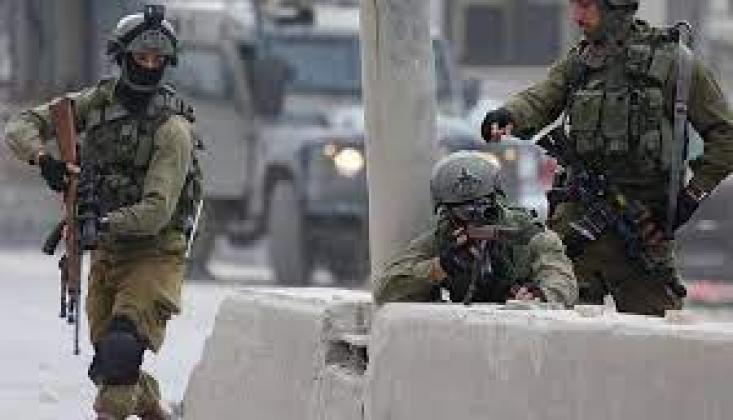 Siyonist İsrail İşgal Kuvvetlerini Hazırlıyor