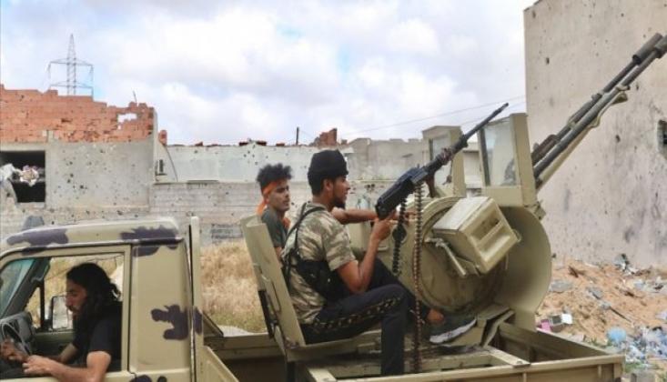 Milisler Evlere Mayın Yerleştiriyor