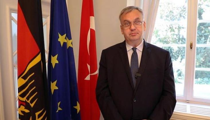"""Büyükelçiden """"Almanya Türkiye'yi Kıskanıyor mu?"""" Sorusuna Yanıt"""