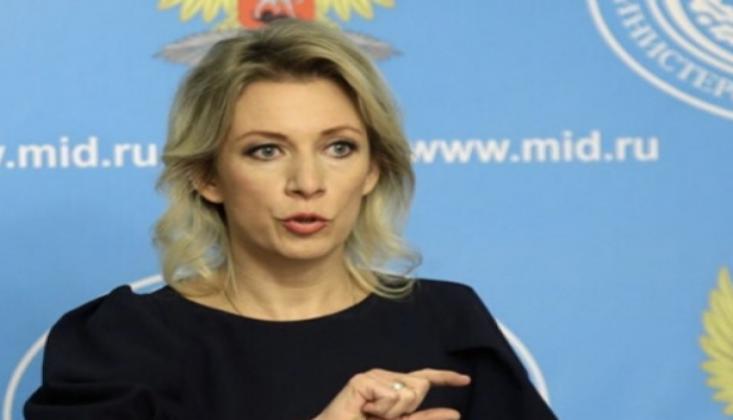 Rusya'dan ABD Yaptırımı Tepkisi