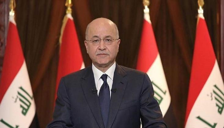 Irak Cumhurbaşkanı: ABD Askerleri Irak'tan Çekilmeli
