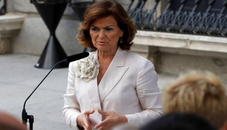 İspanya Başbakan Yardımcısı Hastaneye Kaldırıldı