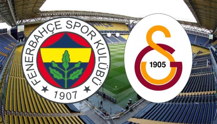 Fenerbahçe - Galatasaray Maçı Ne Zaman, Saat Kaçta?