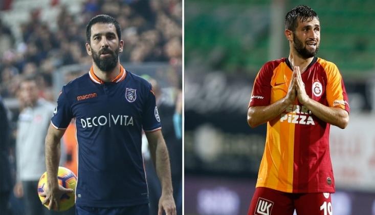 Galatasaray'dan Arda Turan ve Ömer Bayram Açıklaması